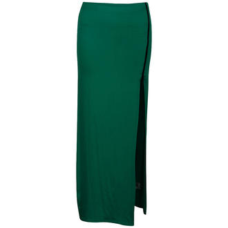 View Item Green Jersey Maxi Skirt